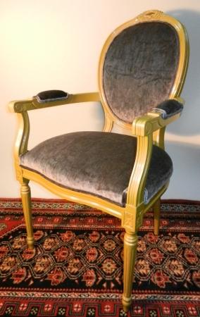 Sillas vintage sillas cl sicas rodr guez rey - Sillas luis xvi baratas ...
