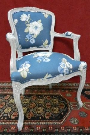 Los modelos de nuestros clientes sill n luis xv normal for Modelos de sillas clasicas