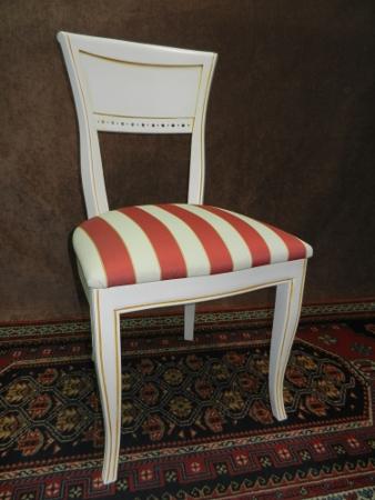 Los modelos de nuestros clientes silla carolina lacada for Modelos de sillas clasicas